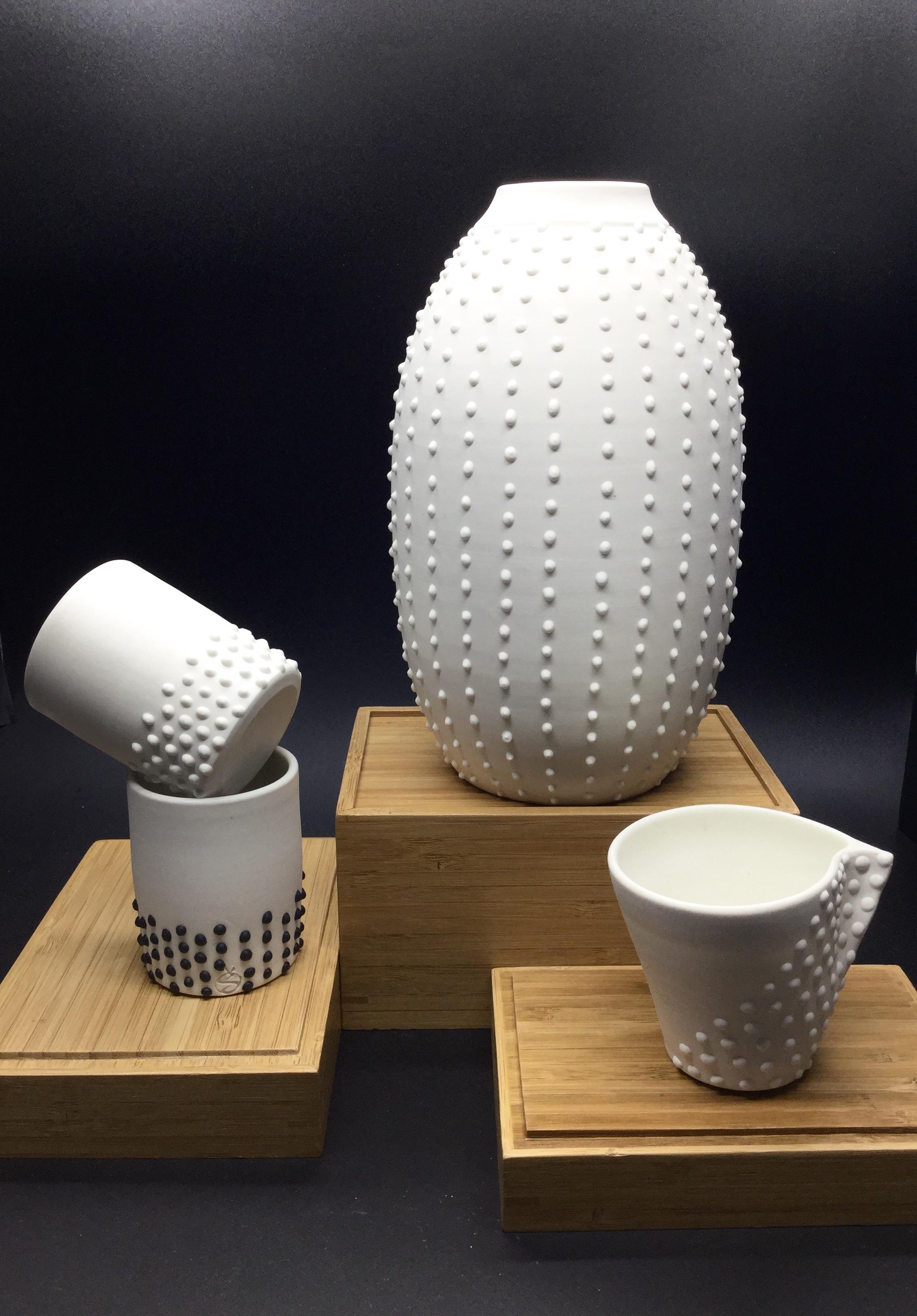 Creations porcelaine Sandro Lafay