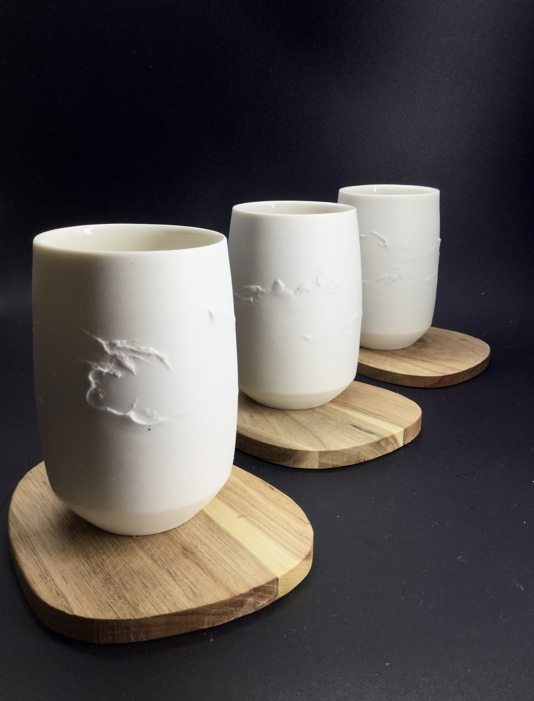 Gobelet porcelaine