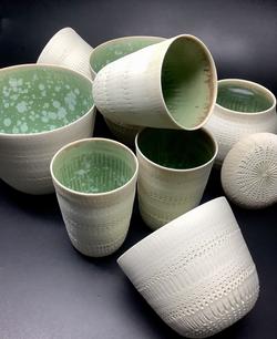Porcelaine oursin