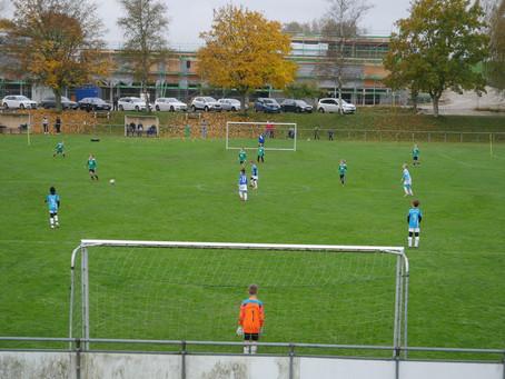 U9: Heimspiel gegen TSV Schwabhausen