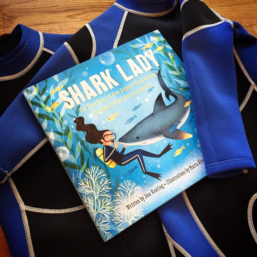 Doobry Summer Pick: The Shark Lady