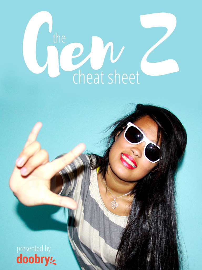 Announcing: The Gen Z Cheat Sheet