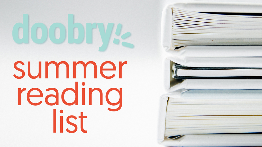 Announcing: Doobry's Summer Reading List