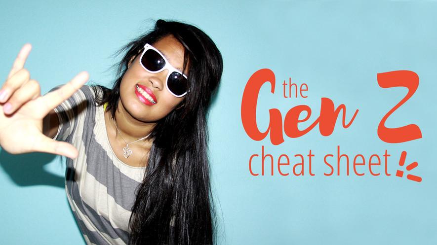 The Gen Z CheatSheet
