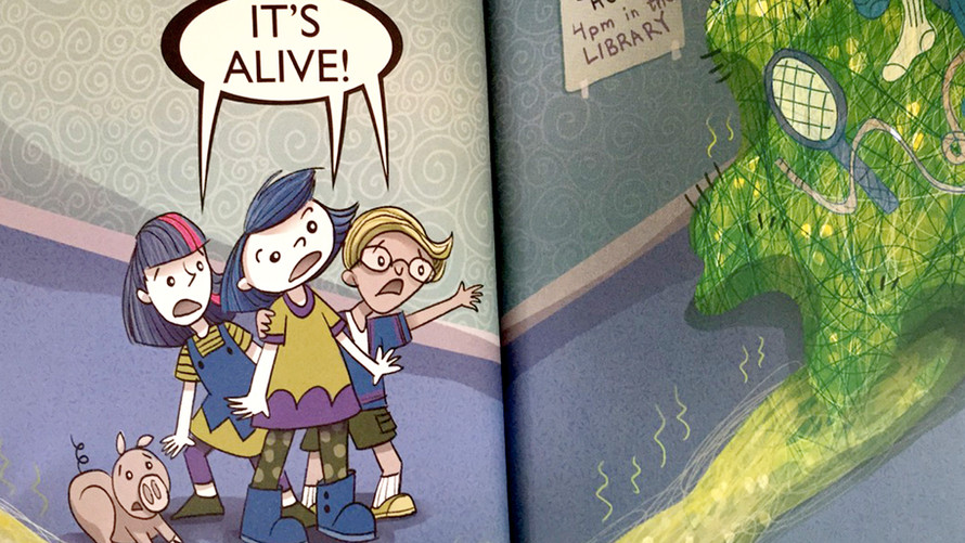 Summer Pick: Olive & Beatrix