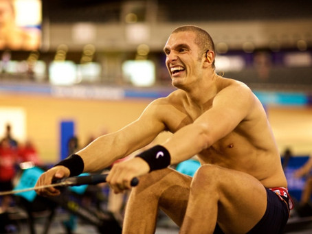 MBC's Moe Sbihi smashes 11-year old erg record!