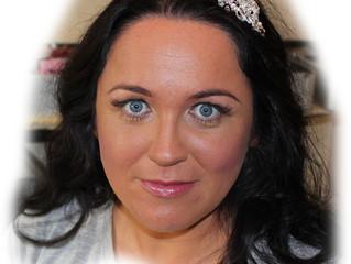 Jo's Wedding Makeup trial
