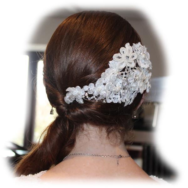 Jackie's Bridal Hair