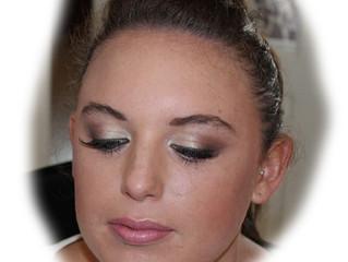 Sophia's Bridal Makeup Trial