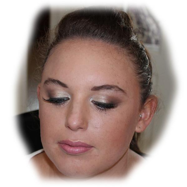 Sophia's Wedding Makeup