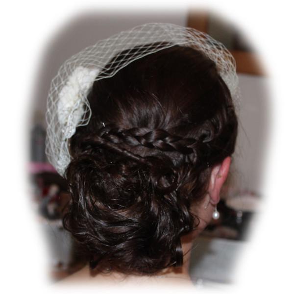 Gemma Bridal Hair