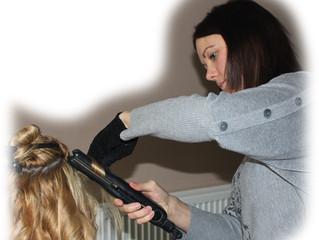 Cheryl's Training - Bridal Hair