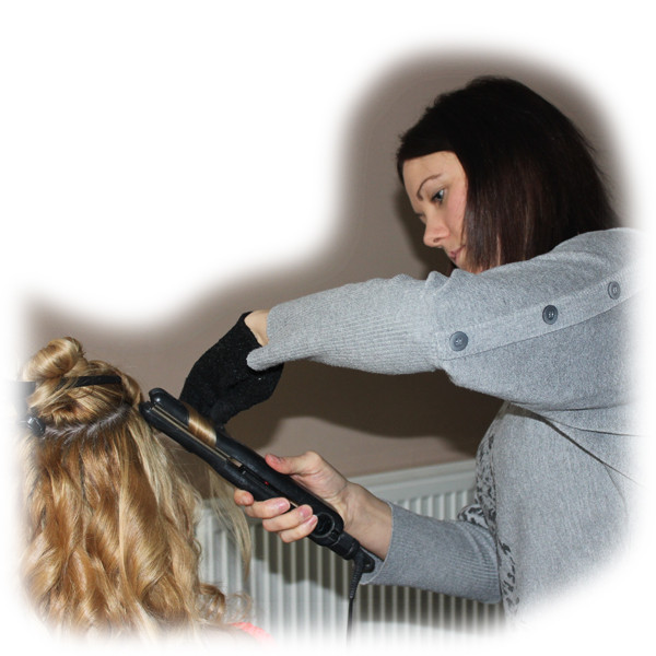 Cheryl Bridal Hair Training