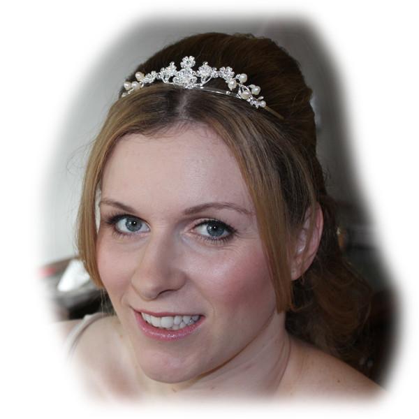 Stephanie's Bridal Makeup