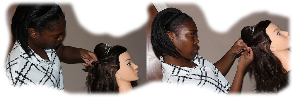 Accredited Bridal Hair Styling Course