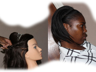 Eleasha's Bridal Hair Styling Course