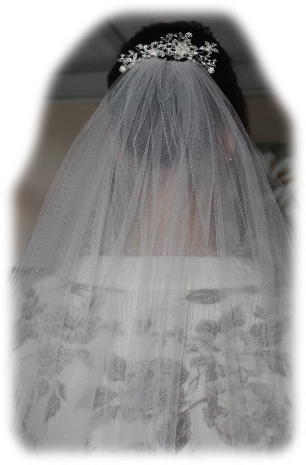 Jody's Wedding Makeup and hair