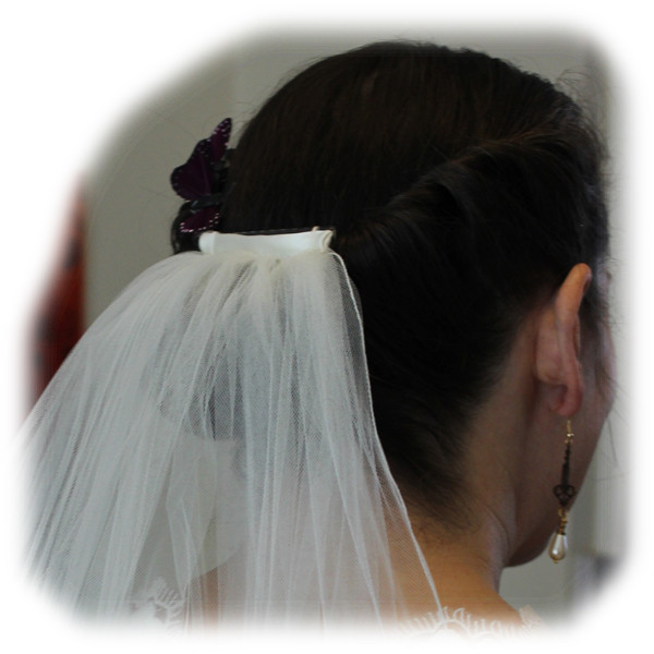 Jenni's Wedding Hair