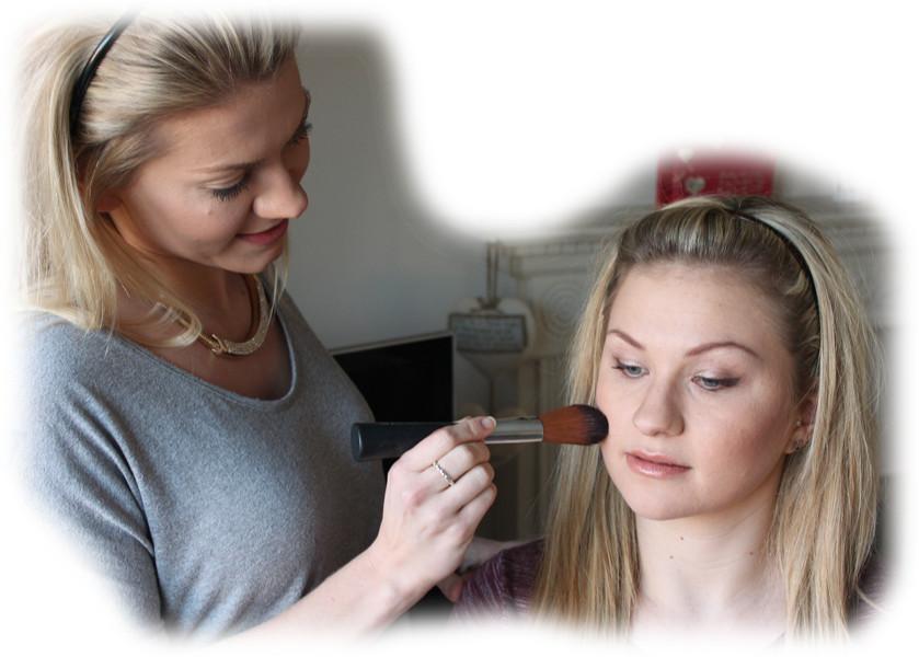 Sam's Bridal Makeup Course