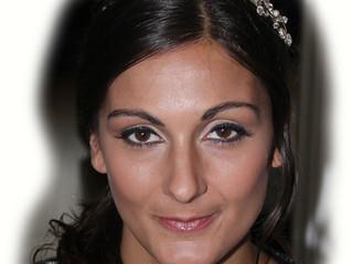 Georgia's Wedding Makeup and Hair