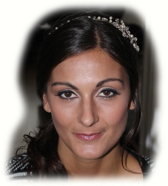 Georgia's Bridal Makeup