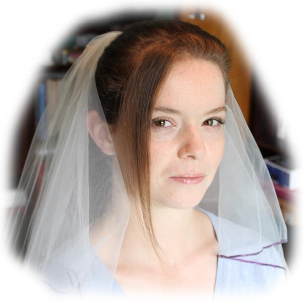Emma's Wedding Makeup