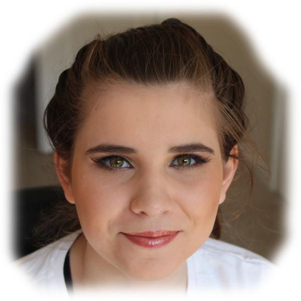 Cara's Prom Makeup