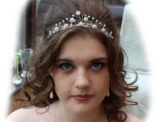 Sarah Prom evening!