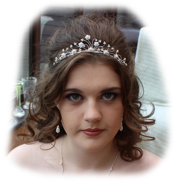 Sarah's Prom Makeup