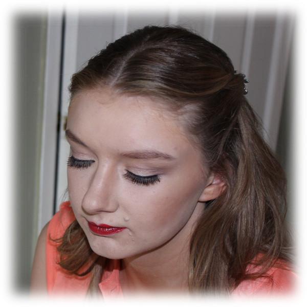 Prom Makeup Eyes