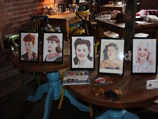 Vintage Makeup and Hair Workshop!