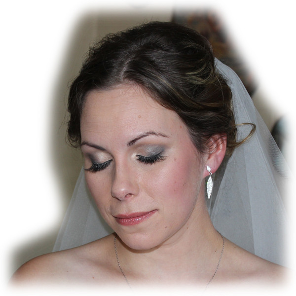 Sarahs Wedding Makeup