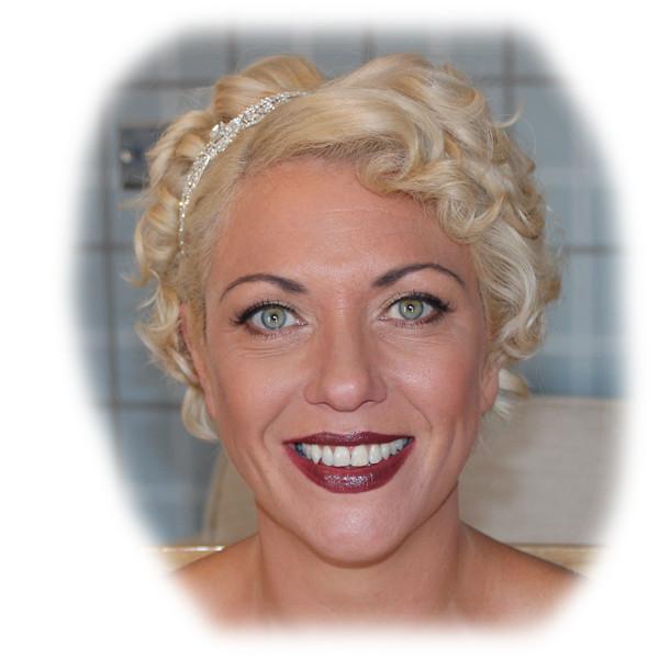 Kay's Bridal Makeup and Hair Stling