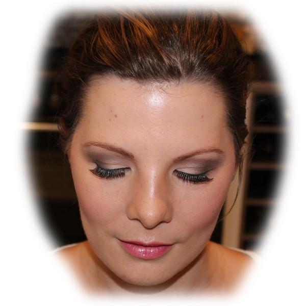 Amy's Makeup - Eyes