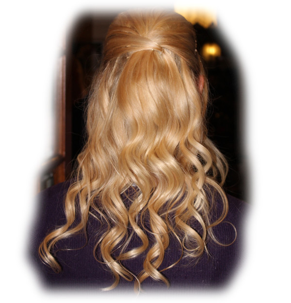 Kerry's Bridal Hair