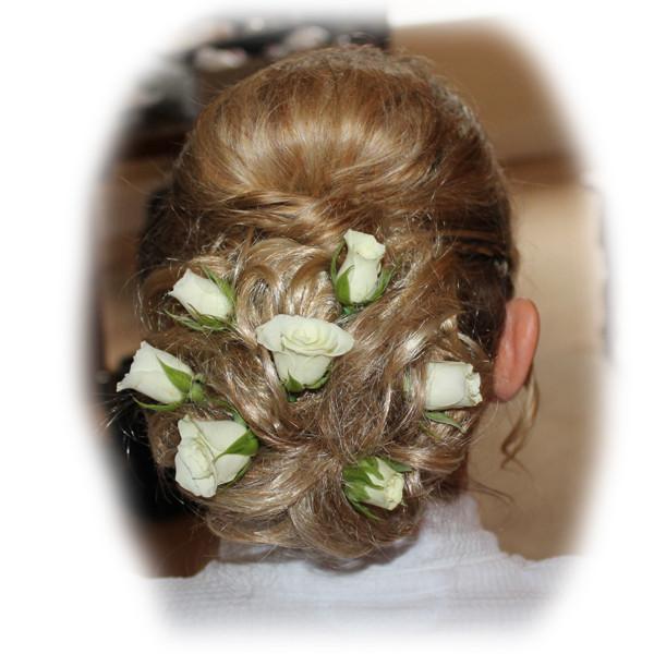 Alex's Bridal Hair