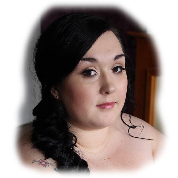 Sam's Bridal Makeup Trial