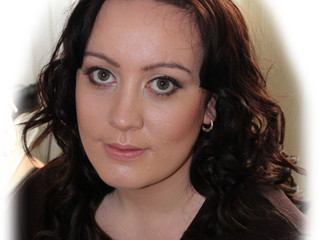 Leanne's Bridal Makeup and Hair trial