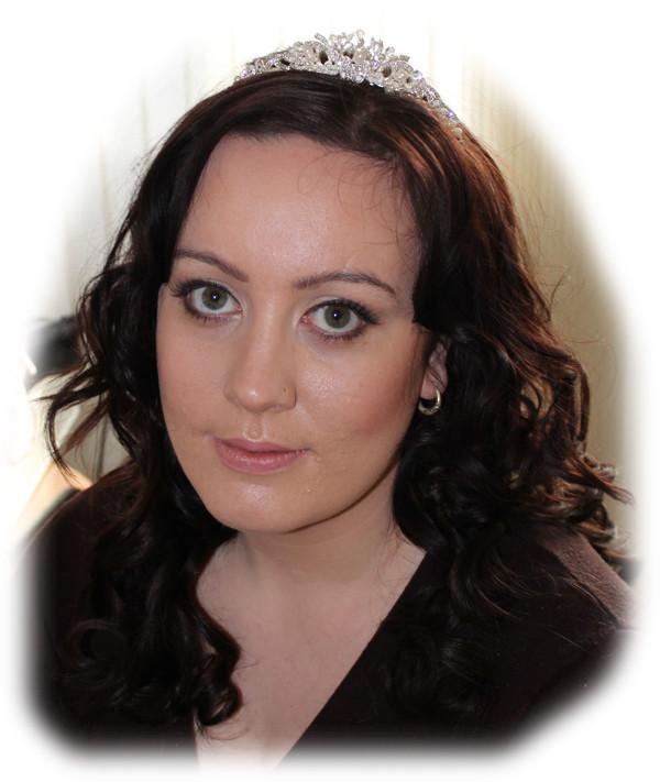 Leanne's Wedding Makeup