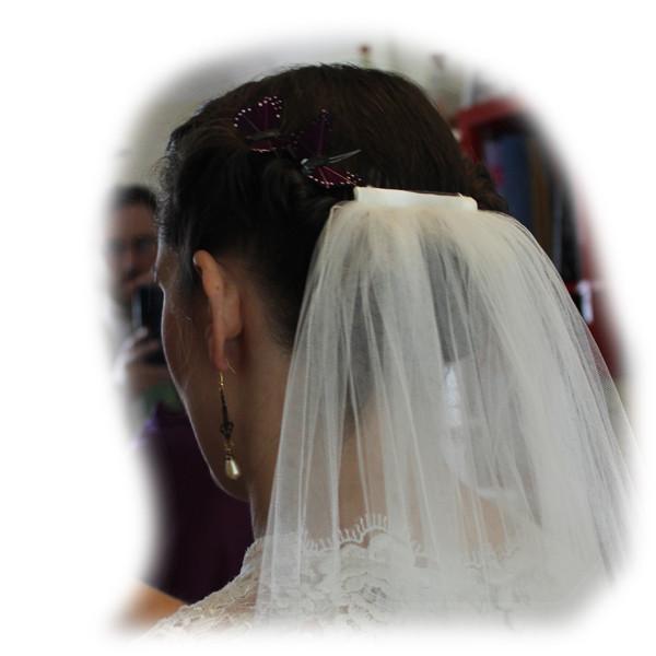 Jenni's Bridal Hair