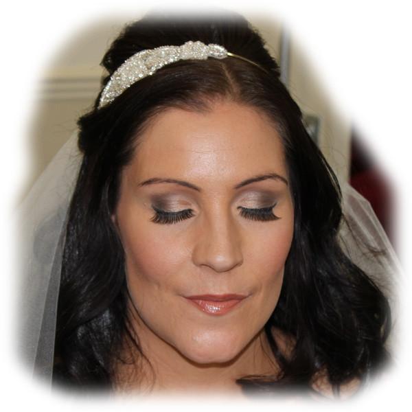 Gemma's Wedding Makeup and Hair
