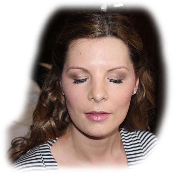 Amy's eyes - Bridal Makeup and Hair