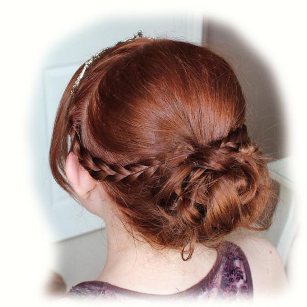 Hannah's Bridal Hair