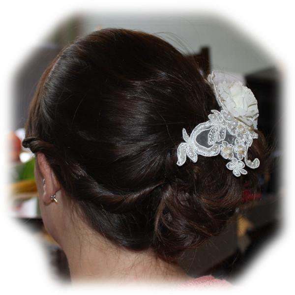 Gemma's Bridal Makeup and Hair