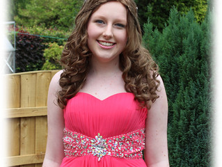 Nicola's Prom Night!