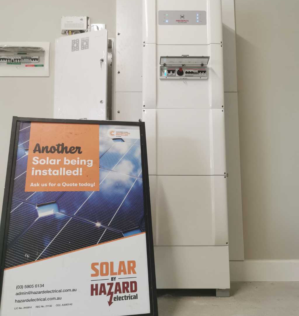 12.5kw install - Heath Hill - October 2020