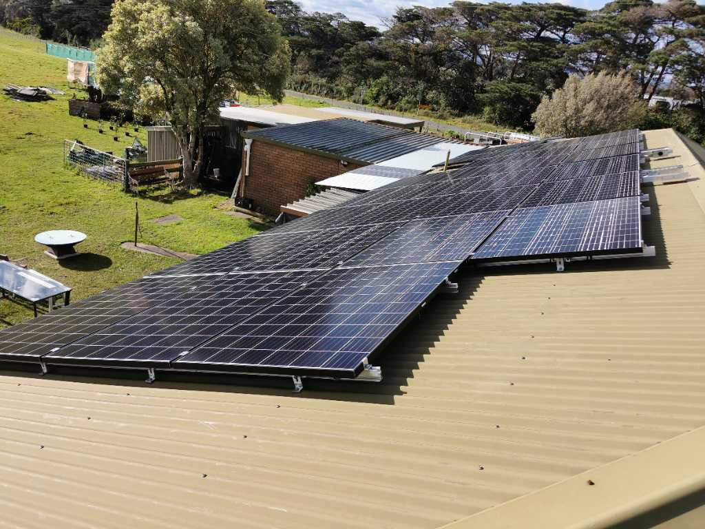 11.9kw install - Trafalgar East VIC - August 2020