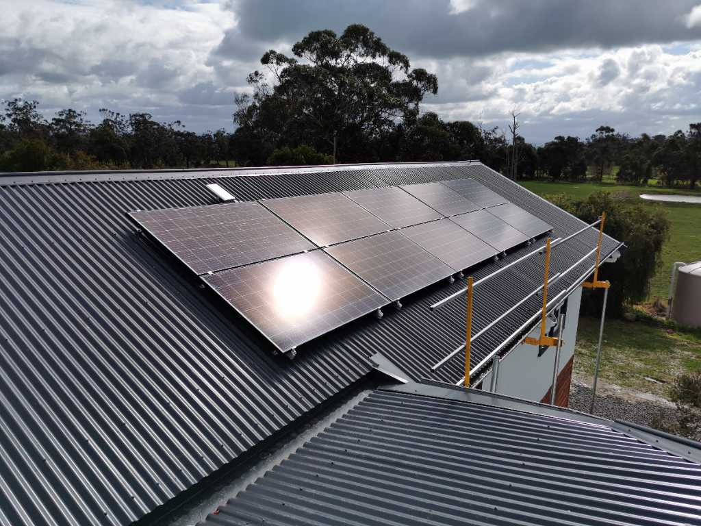 6.6kw install - Heath Hill VIC - August 2020
