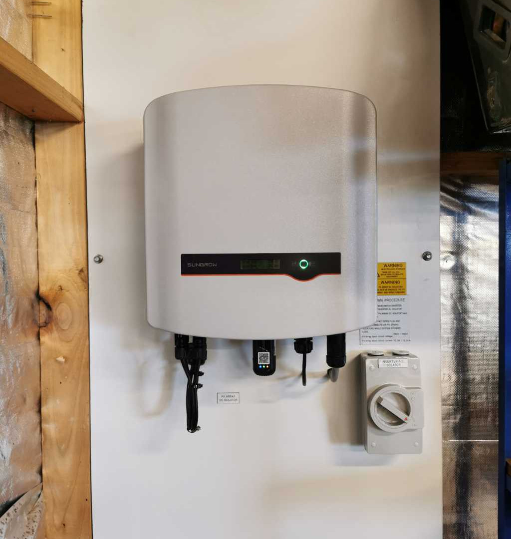 6.6kw install - Bass VIC - August 2020