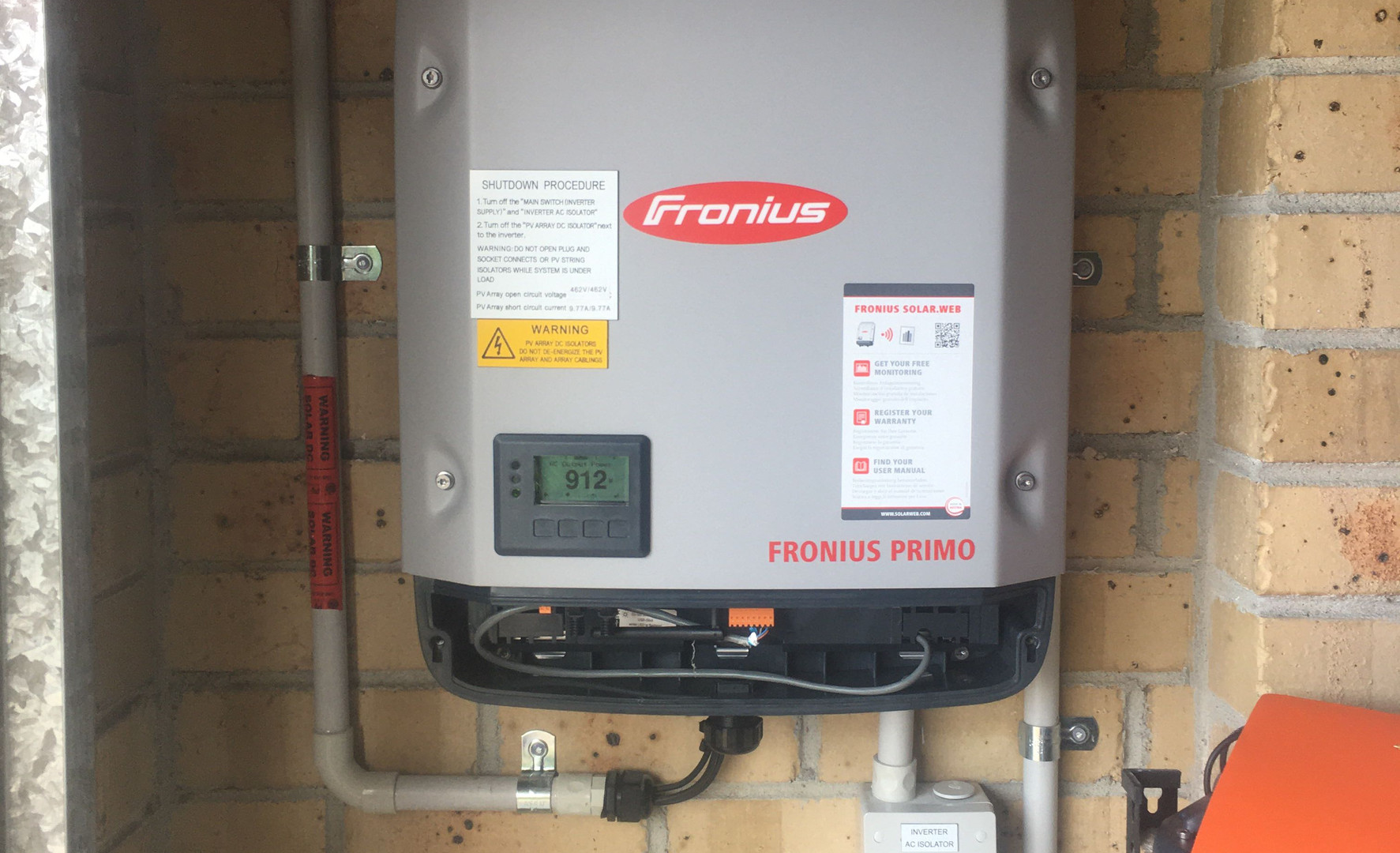 6.6kw install - Cranbourne East- October 2020